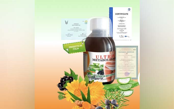 Ultrametabolismo per dimagrire