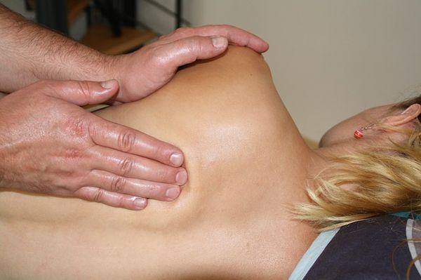 dolore alla schiena terapia